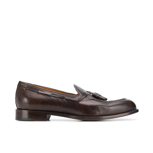Doucal's Mileuf Leather Loafers