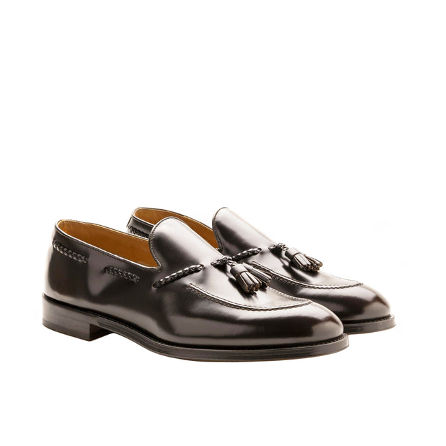 Doucal's Glasuz Leather Loafers