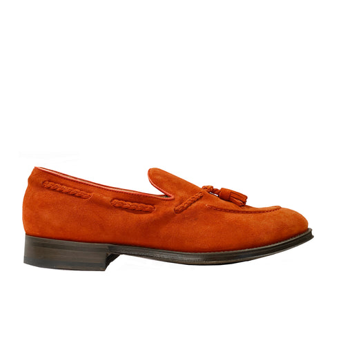 Doucal's Glasuz Suede Loafers