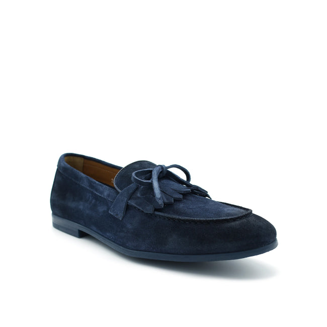 Doucal's Suede Loafers