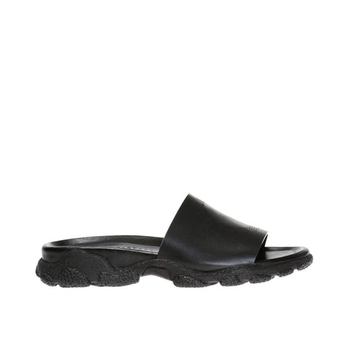 Stella Mccartney Perforated Logo Slides