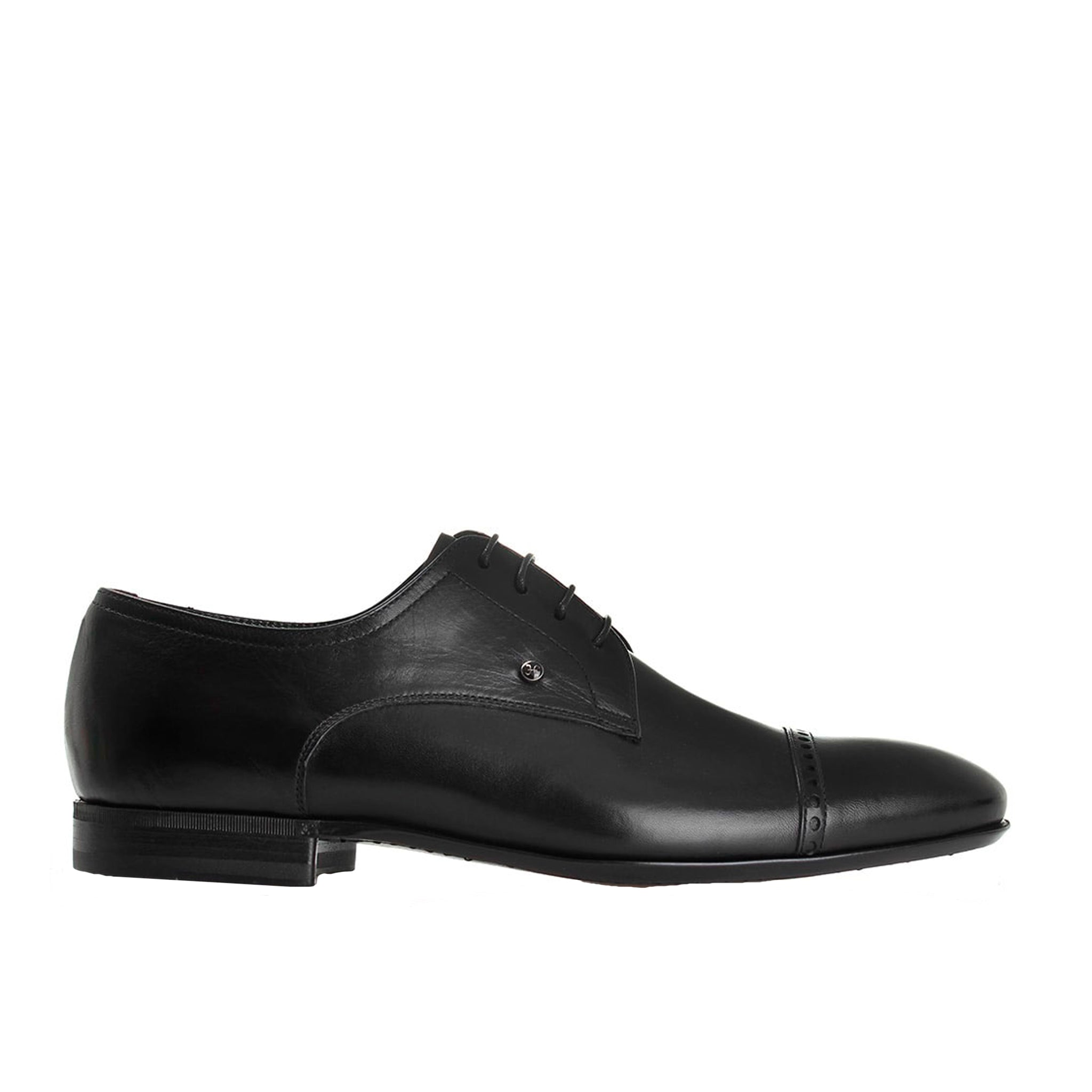 Fabi Leather Derby Shoes