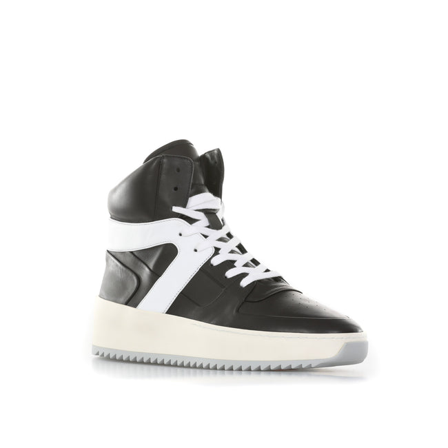 Fear Of God Leather Basketball Sneaker-FEAR OF GOD-SHOPATVOI.COM - Luxury Fashion Designer
