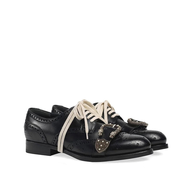 Gucci Queercore Brogue Shoes