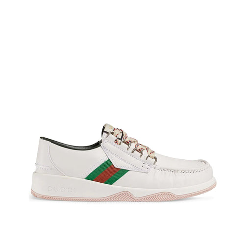 Gucci Leather Sneaker