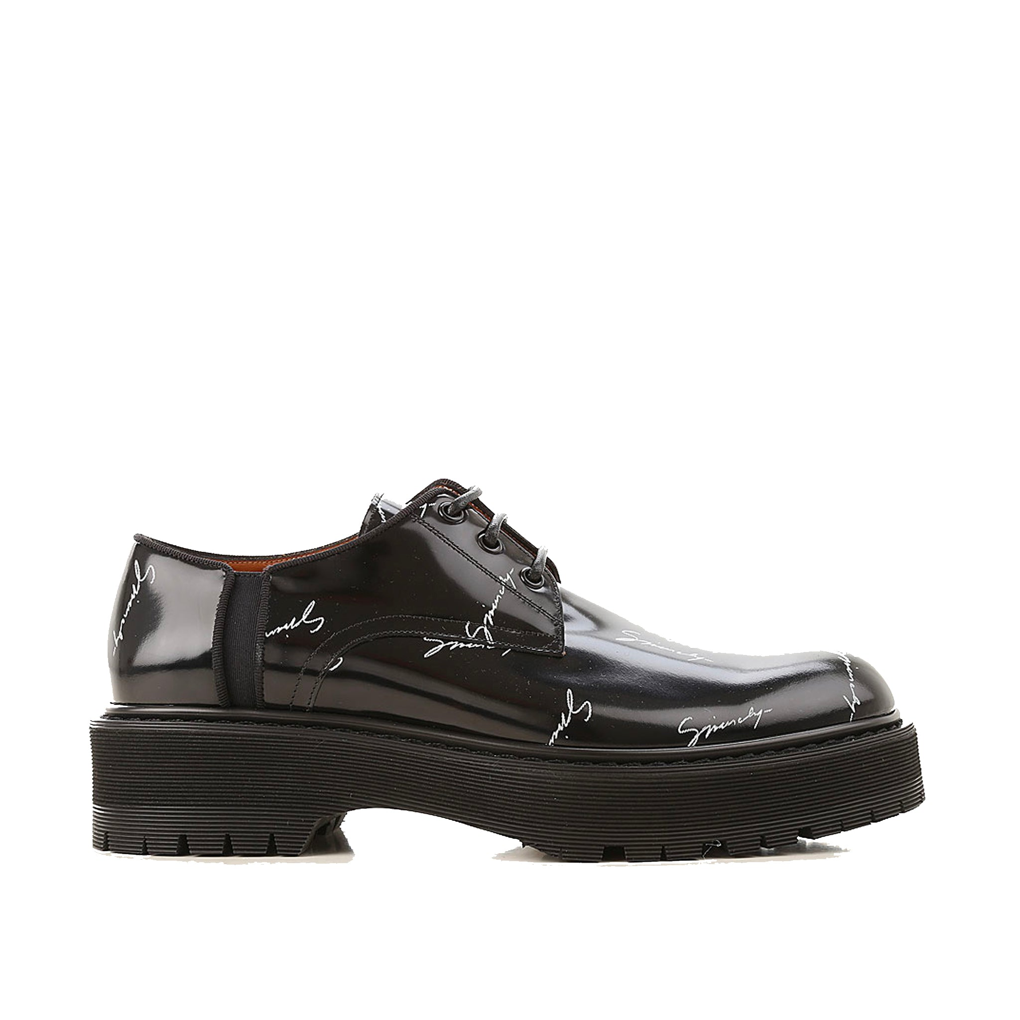 Givenchy All Over Signature Derby Shoes