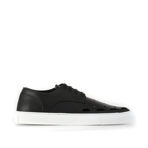 Givenchy Perforated Leather Sneakers-GIVENCHY-SHOPATVOI.COM - Luxury Fashion Designer