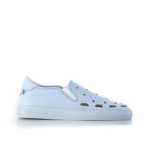 Givenchy Leather Slip On Sneakers-GIVENCHY-SHOPATVOI.COM - Luxury Fashion Designer