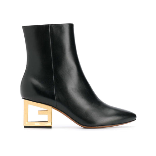 Givenchy Triangle G 60 Ankle Boots