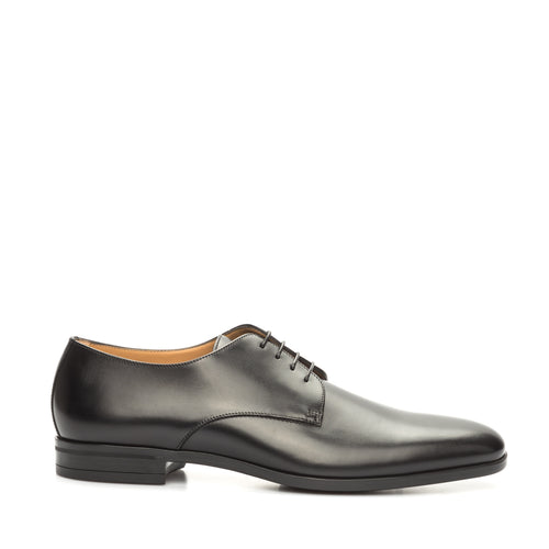 Hugo Boss Leather Derby Shoes-HUGO BOSS-SHOPATVOI.COM - Luxury Fashion Designer