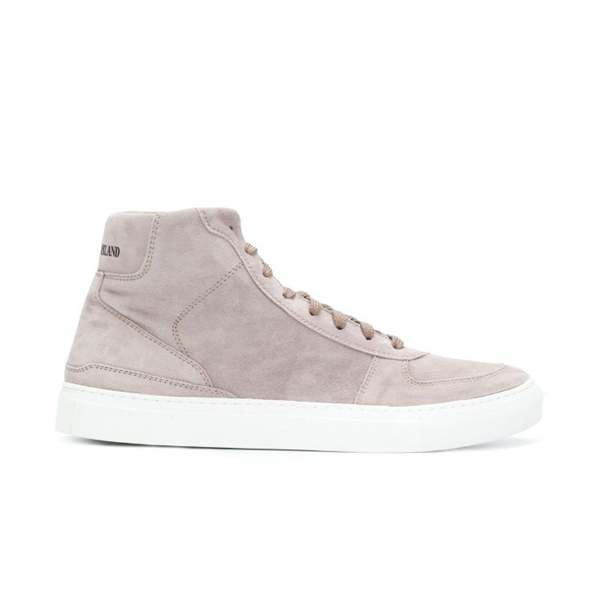 Stone Island Suede Sneakers