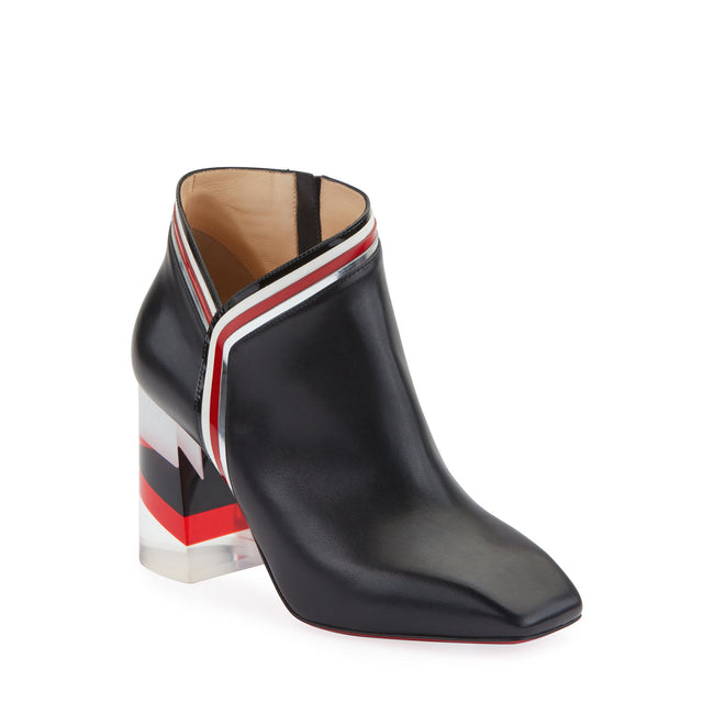 Christian Louboutin Leather Ankle Boots