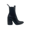 Mauro Volponi Leather Heel Boots