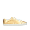 Celine Leather Sneakers