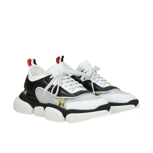 Moncler Briseis Leather Sneakers
