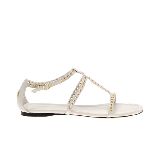 Moncler Leather Sandals