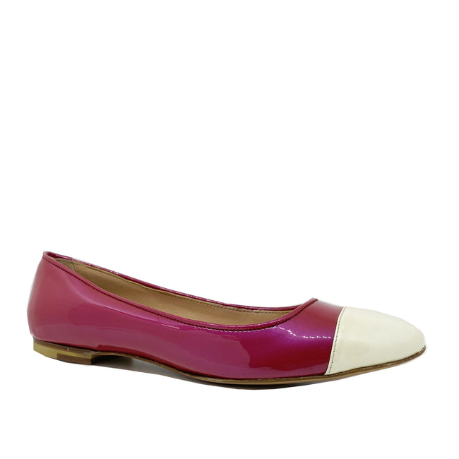 Pakerson Patent Leather Flats