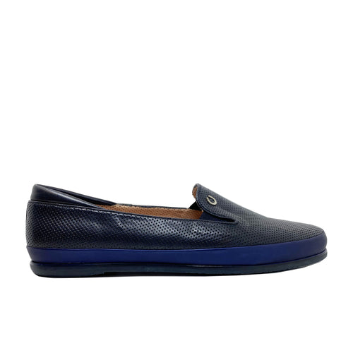 Pakerson Perforated Leather Loafer