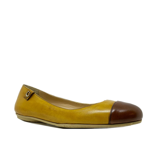 Pakerson Leather Ballet Flats