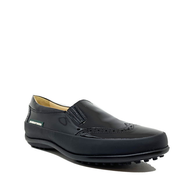 Pakerson Patent Leather Slip-On