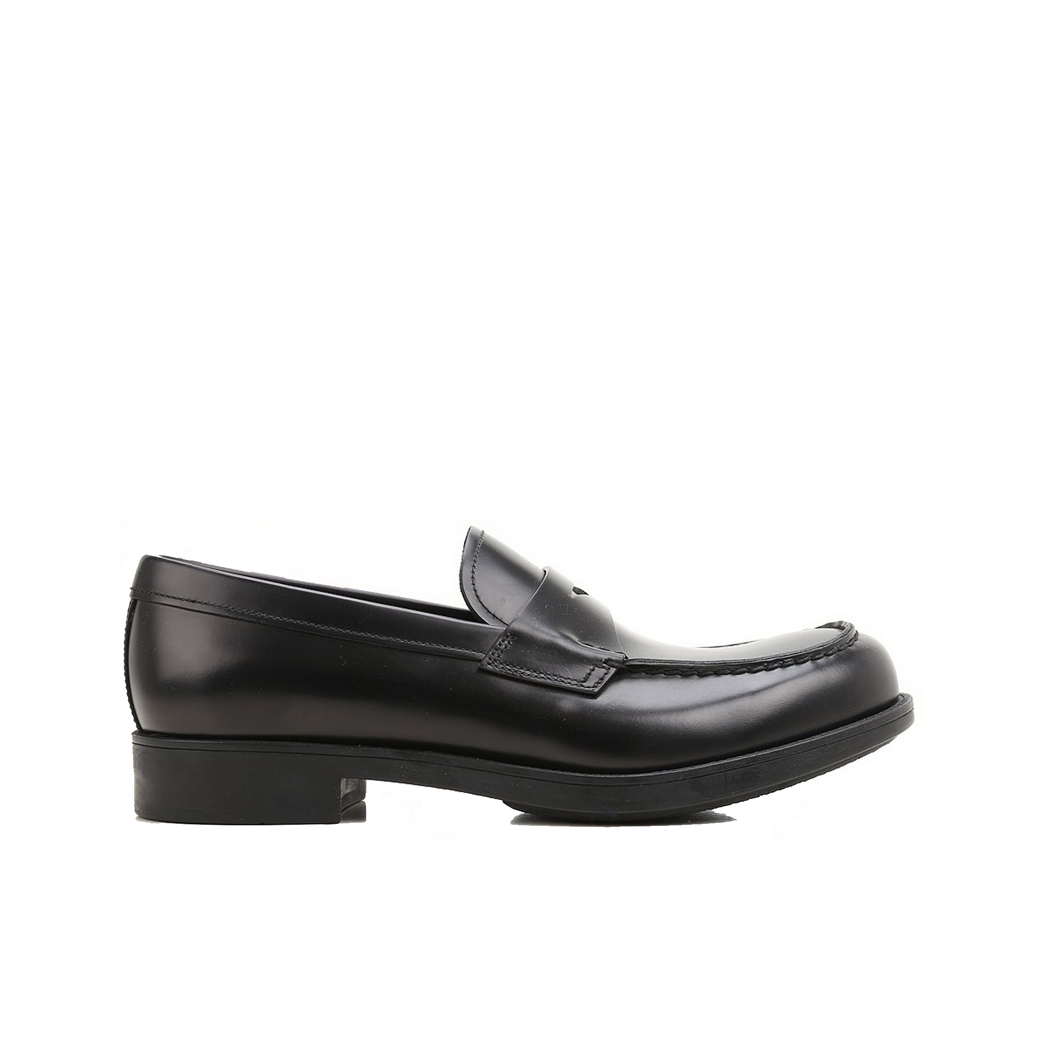 Prada Leather Loafers