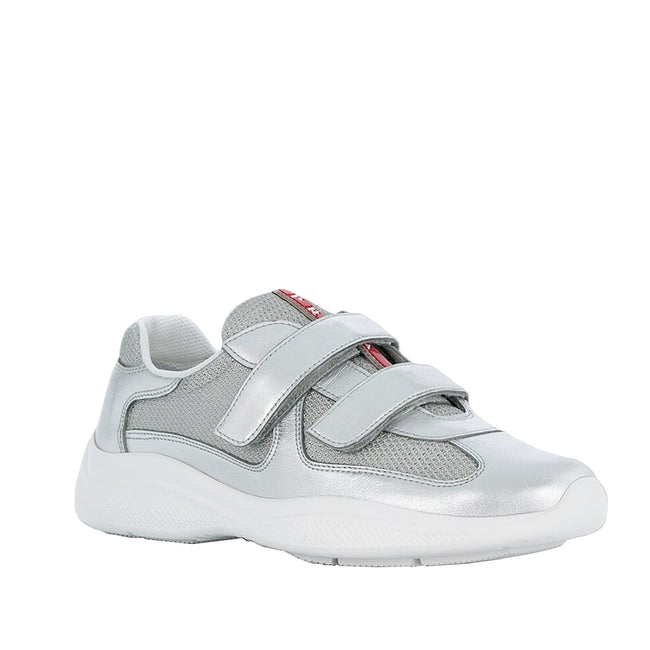 Prada Touch Strap Sneakers