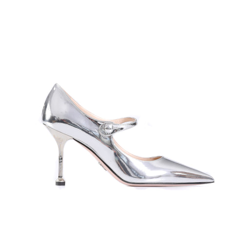 Prada Patent Leather Mary Janes