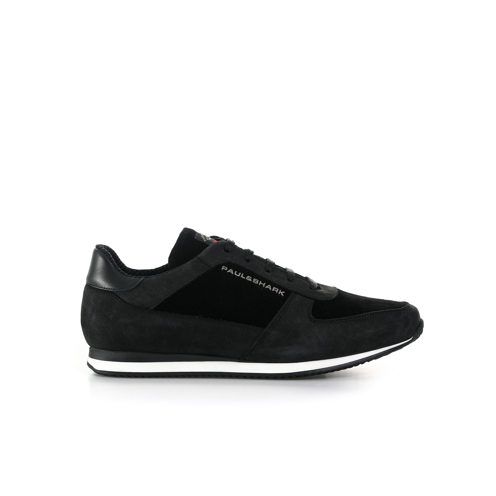 Paul & Shark Suede Sneakers-PAUL & SHARK-SHOPATVOI.COM - Luxury Fashion Designer