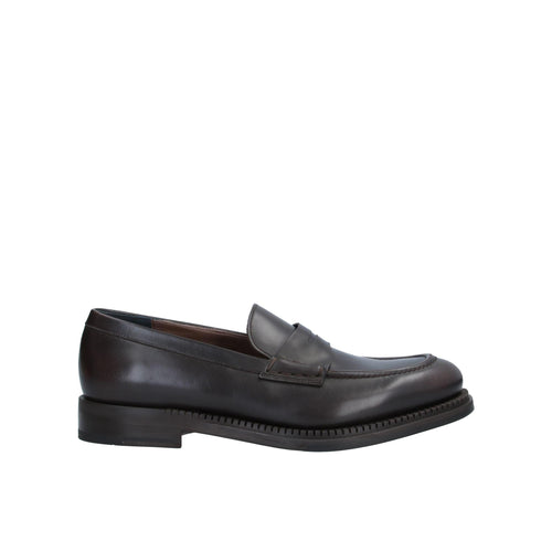 Salvatore Ferragamo Leather Loafers