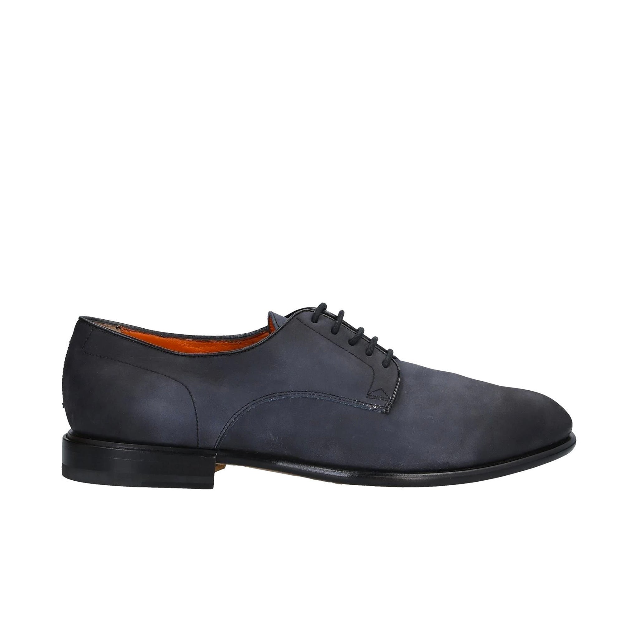 Santoni Leather Derby Shoes