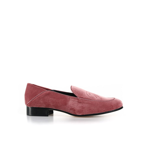 Velvet Moccasin-MAX MARA WEEKEND-SHOPATVOI.COM - Luxury Fashion Designer