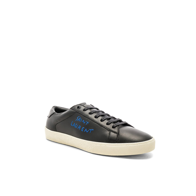 Yves Saint Laurent Court Classic Leather Sneakers