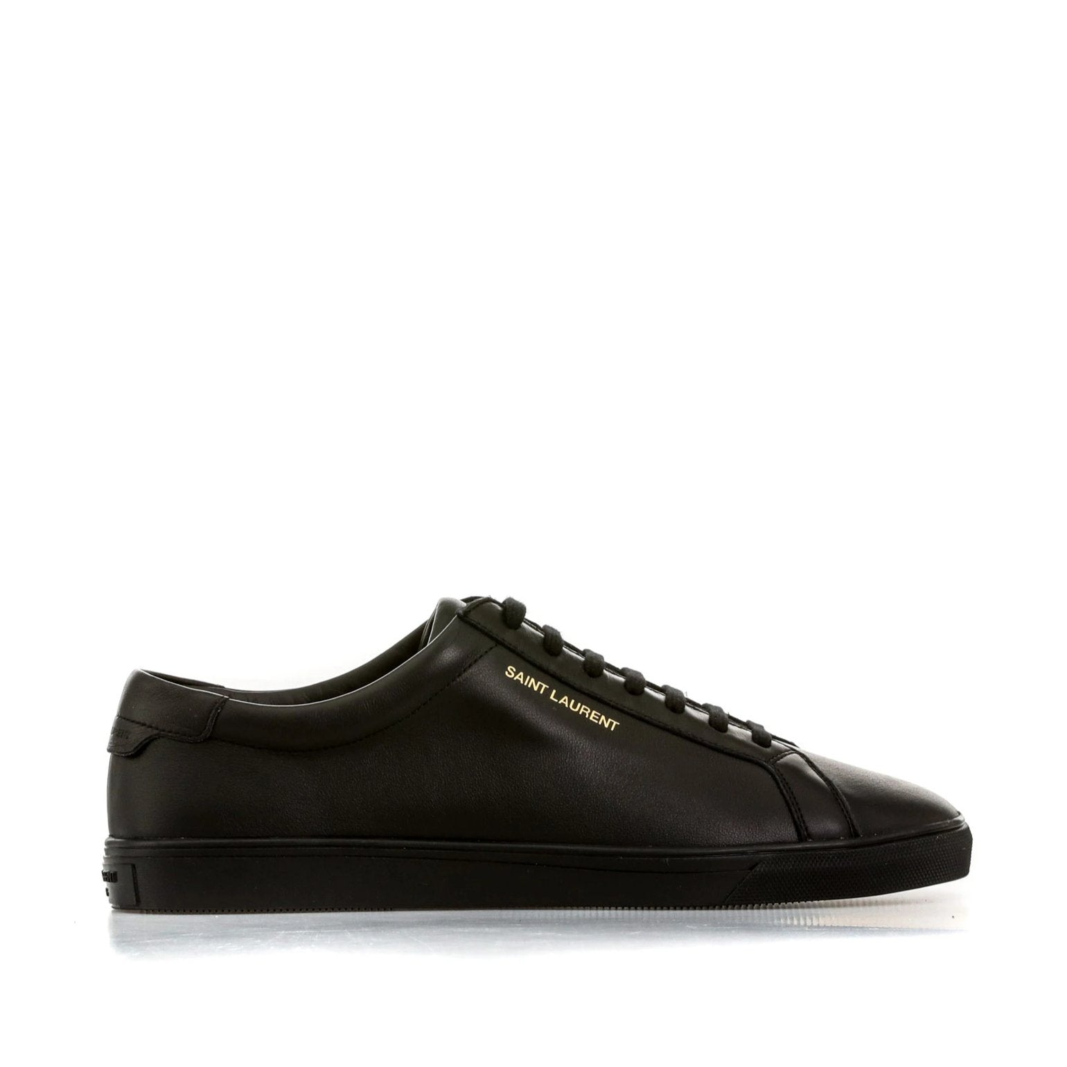 Yves Saint Laurent Leather Andy Sneakers