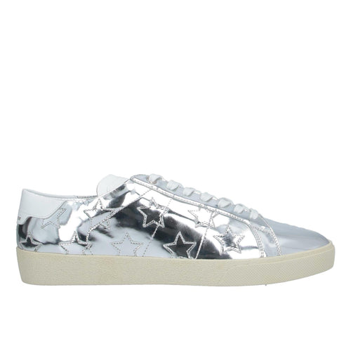 Saint Laurent Court Classic Stars Sneakers