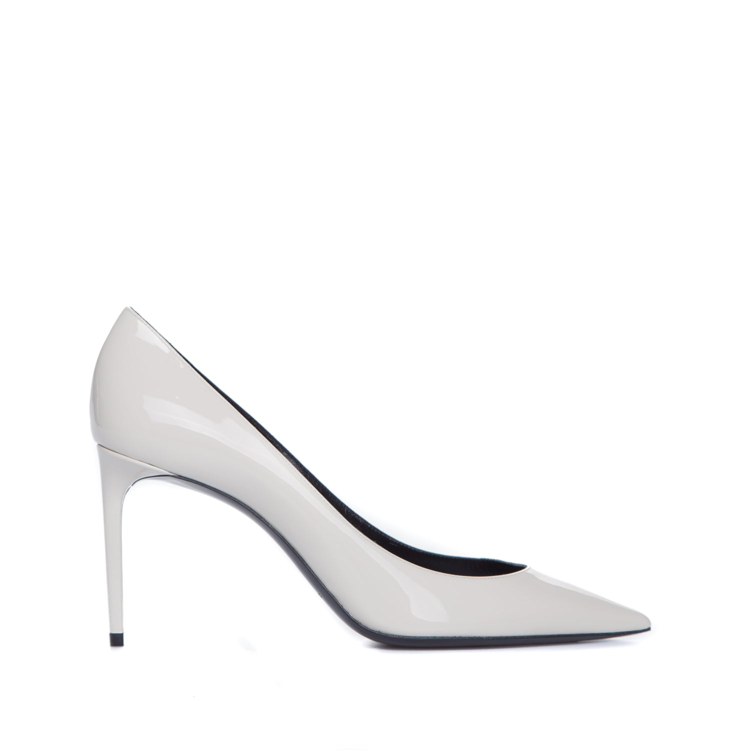 Patent Leather Pumps-YVES SAINT LAURENT-SHOPATVOI.COM - Luxury Fashion Designer