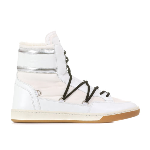 Saint Laurent Sherpa Lined Winter Sneakers