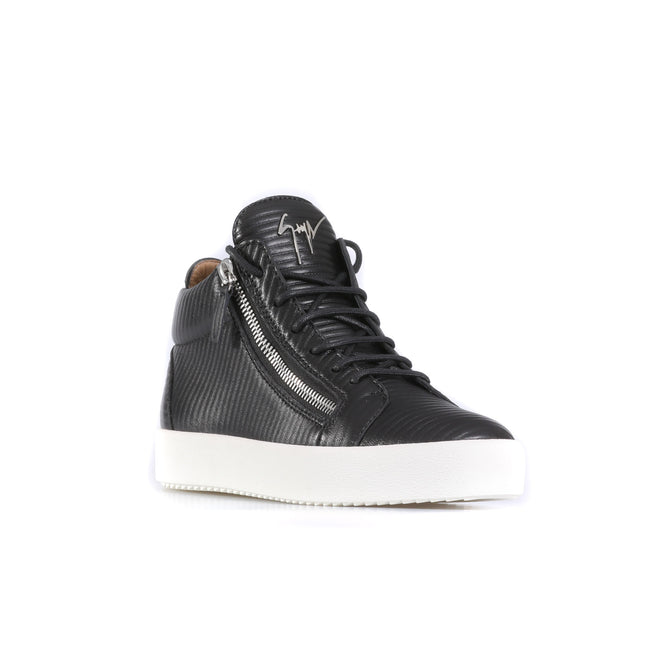 Giuseppe Zanotti Design Quilted Leather Sneakers