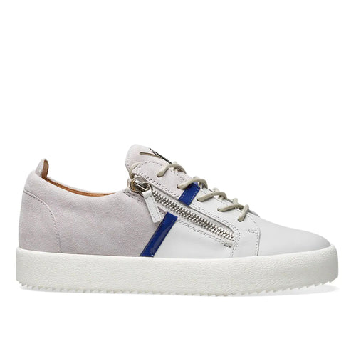 Giuseppe Zanotti Design Leather Band Sneakers