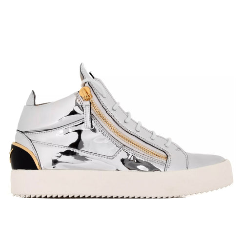 Giuseppe Zanotti Design Leather Sneakers
