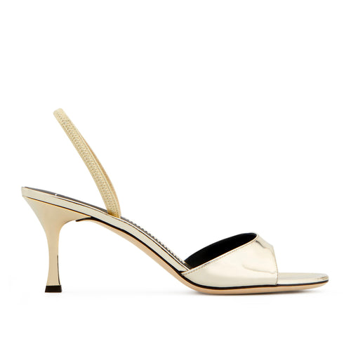 Giuseppe Zanotti Design Kellen Patent Leather Sandals