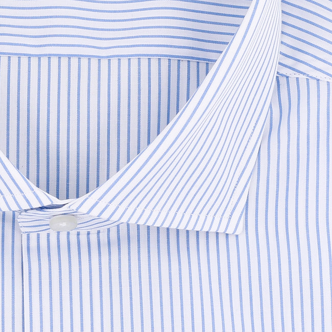 Roberto Cavalli Striped Cotton Shirt