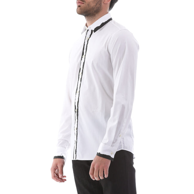Just Cavalli Cotton Shirt
