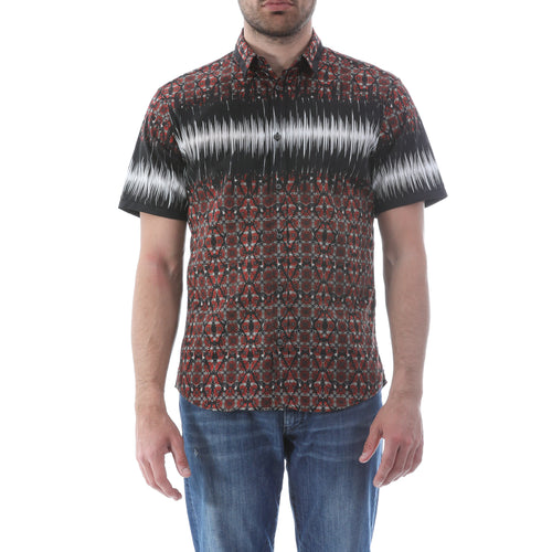 Just Cavalli Short Sleeves Shirt