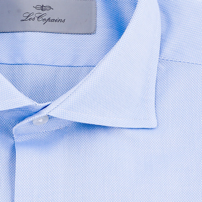 Les Copains Royal Oxford Cotton Shirt