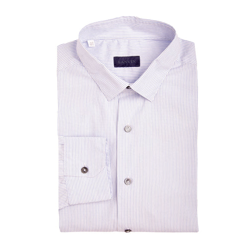 Lanvin Regular Fit Striped Shirt