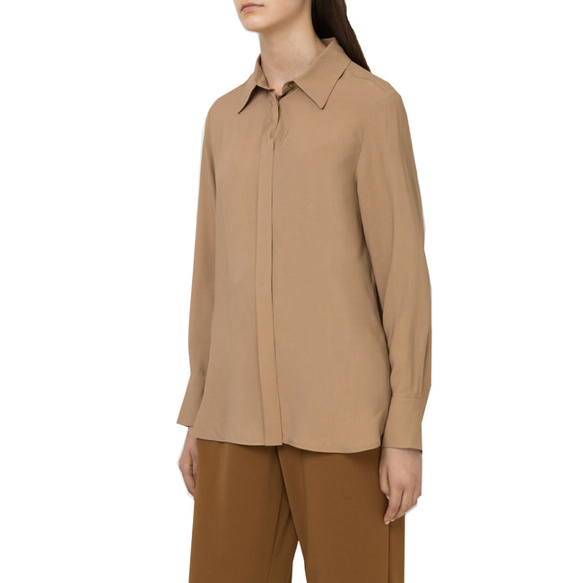Max Mara Studio Long Sleeves Shirt