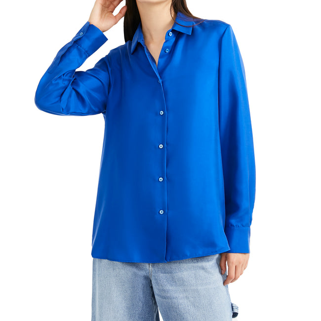 Max Mara Weekend Vadier Silk Shirt
