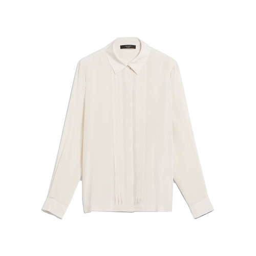 Max Mara Weekend Gavino Silk Shirt