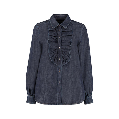 Max Mara Weekend Ricerca Denim Shirt