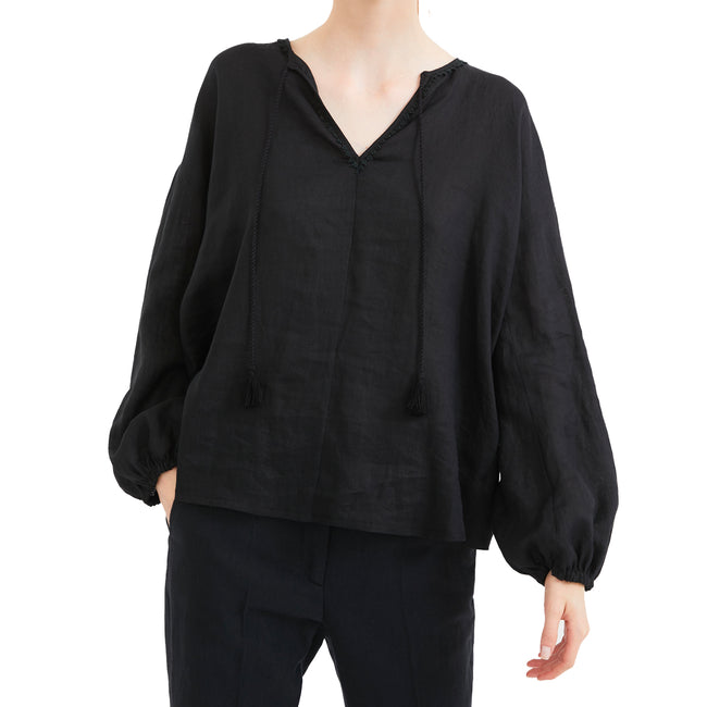 Max Mara Weekend Cotton And Linen Blouse